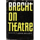 Brecht On Theatre (Book Cover) by Bertold Brecht