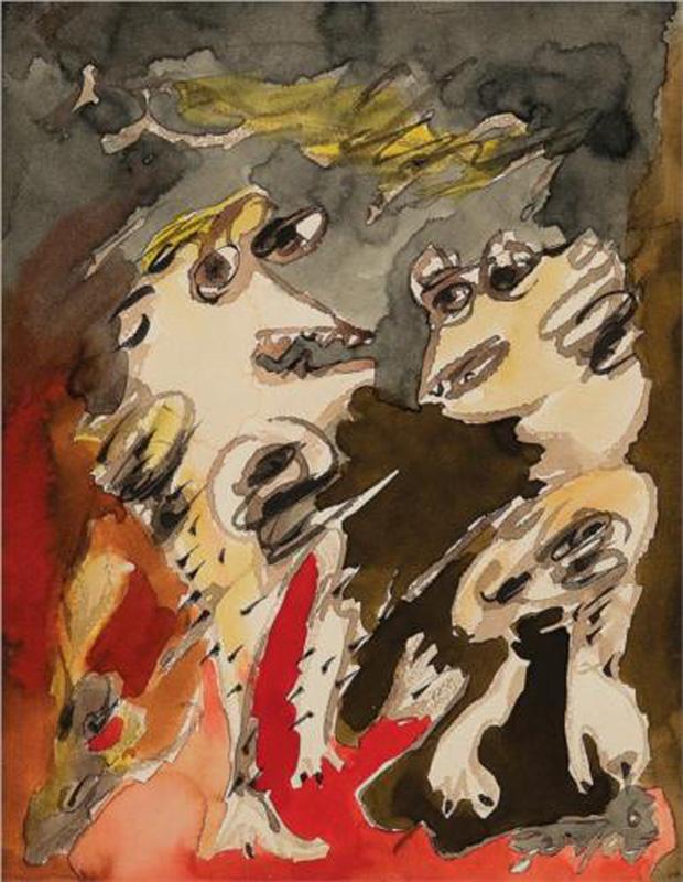 Bichos (1963) by Ivan Serpa