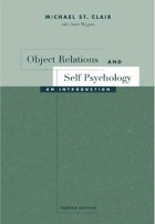 Object Relations and Self Psychology, An Introduction, by M. St.Clair (Book Cover).