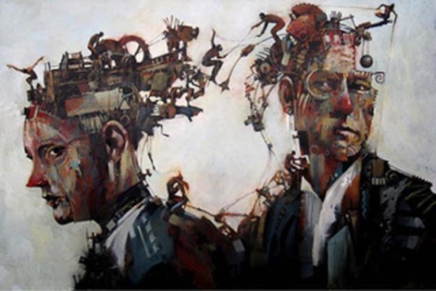 Synchronicity by Bruce Holwerda
