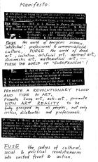 Maciunas's Manifesto