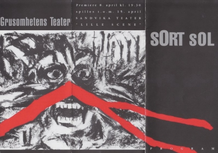 Sort Sol (Black Sun) program guide (1999)