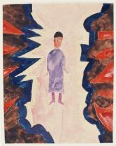 Wonderer (1921) by Paul Goesch